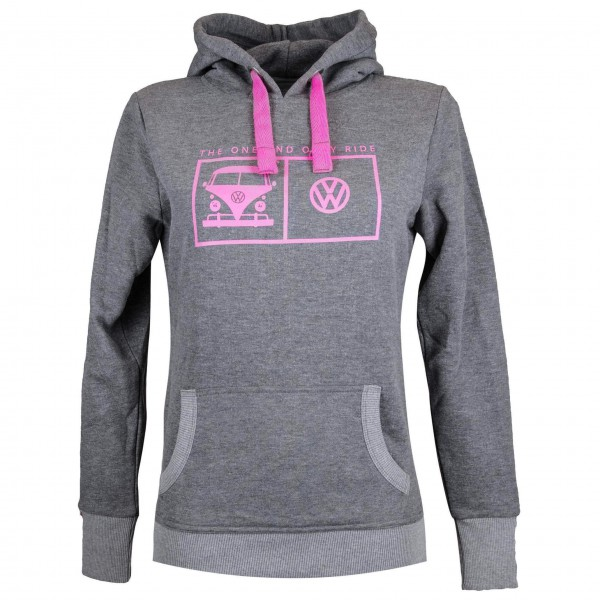 Van One - Women's Cube VW Bulli - Sudadera