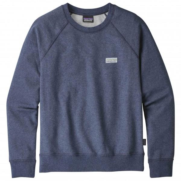 Patagonia - Women's Pastel P-6 Label Mw Crew Sweatshirt - Jumper
