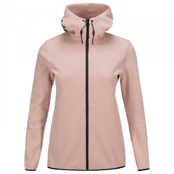 Peak Performance - Women's Tech Zip Hood - Pulloverit