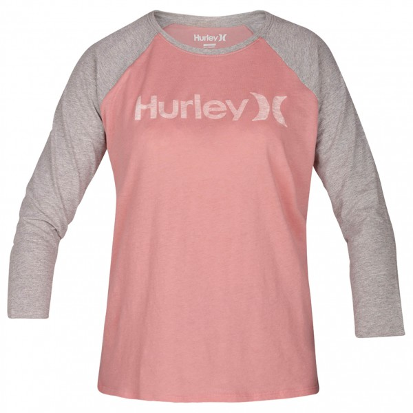 Hurley - Women's One And Only Perfect Raglan - Överdragströjor