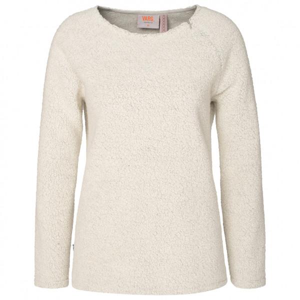 Varg - Women's Fårö Wool Jersey - Överdragströjor