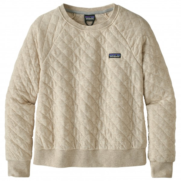 Patagonia - Women's Cotton Quilt Crew - Sweatere