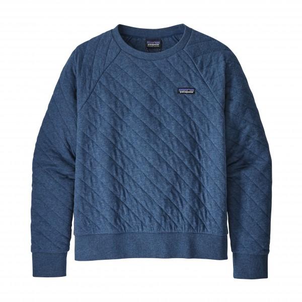 Patagonia - Women's Cotton Quilt Crew - Sweatere
