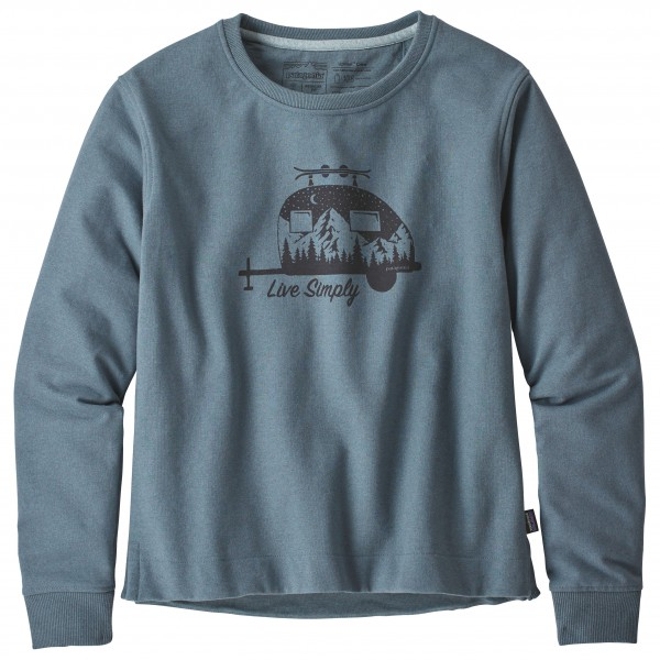 Patagonia - Women's Live Simply Trailer Uprisal Crew
