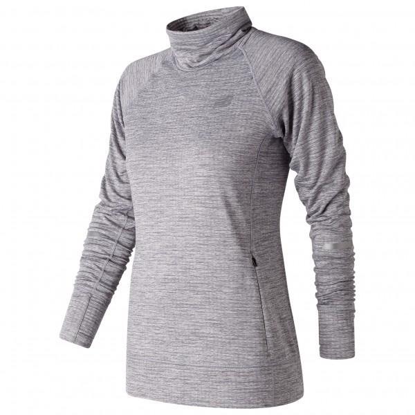 New Balance - Women's NB Heat Pullover - Överdragströjor