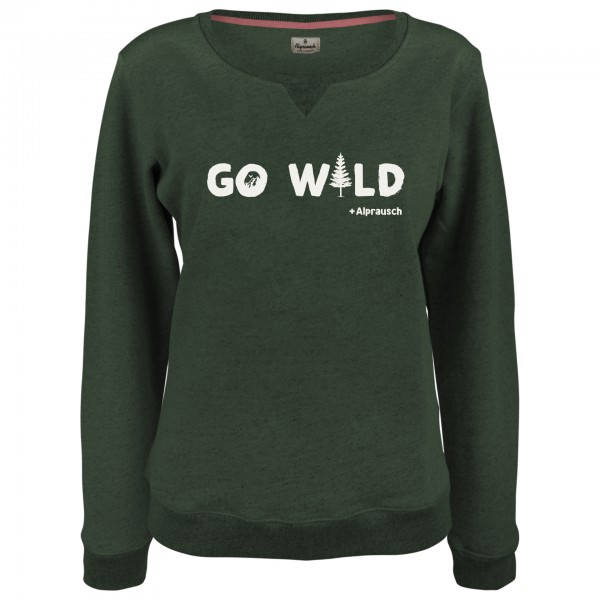 Alprausch - Women's Wildi-Marie Sweater - Sweatere