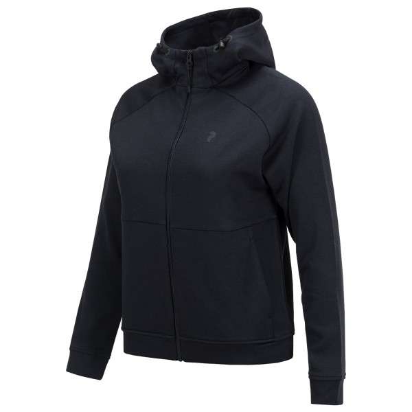 Peak Performance - Women's Pulse Zip Hoody - Överdragströjor