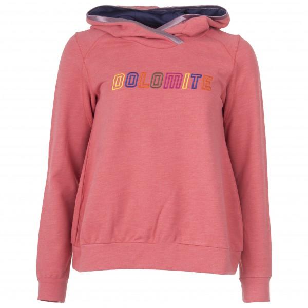Dolomite - Women's Sweatshirts Sessanta Logo - Sudadera