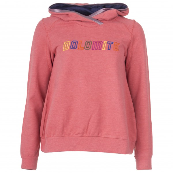 Dolomite - Women's Sweatshirts Sessanta Logo - Hoodie