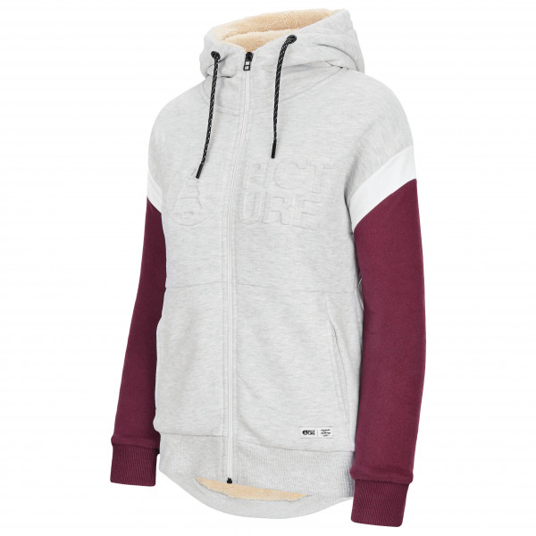 Picture - Women's Basement Hood Zip - Hoodie