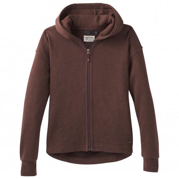Prana - Women's Cozy Up Zip Up Jacket - Hoodie