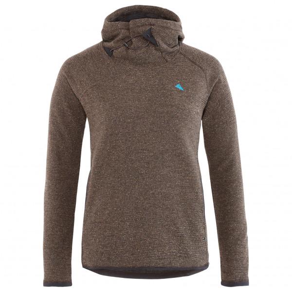 Klättermusen - Women's Falen Wooly Hoodie - Sweatere