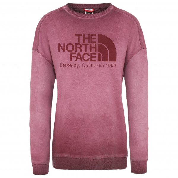 The North Face - Women's Washed Berkeley Crew - Jumper