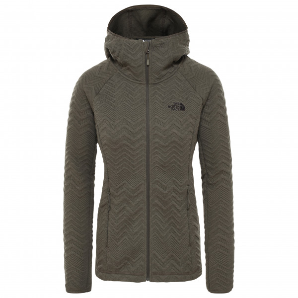 The North Face - Women's Inlux Tech Midlayer - Hoodie