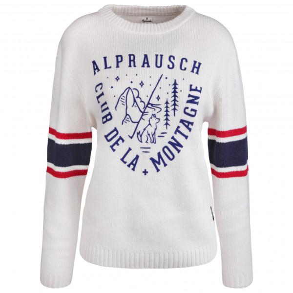Alprausch - Women's Schii-Lehrerin - Trui