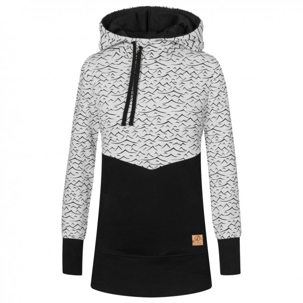 Bleed - Women's Mountain and Waves Hoody - Hoodie