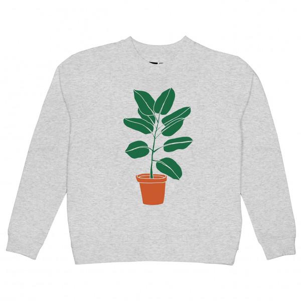 DEDICATED - Women's Sweatshirt Ystad Plant - Jerséis