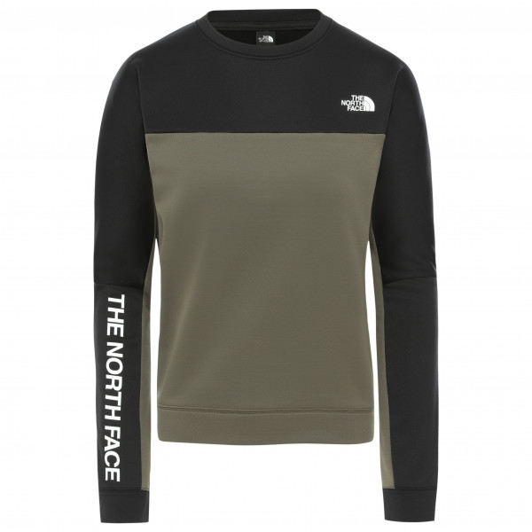 The North Face - Women's Train N Logo Crop Pullover - Jumper