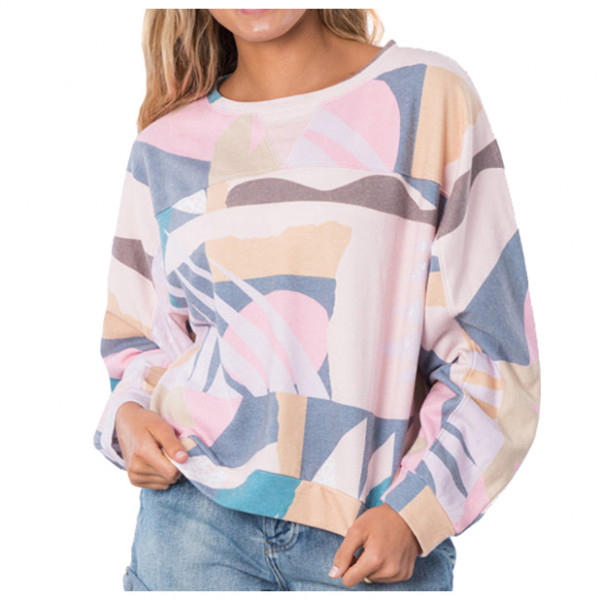 Rip Curl - Women's Into The Abyss Crew - Sweatere