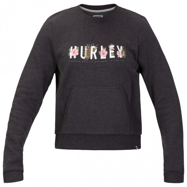 Hurley - Women's Flourish Fleece Crew - Pulloverit