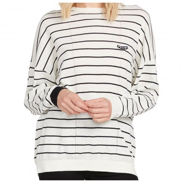 Volcom - Women's Simply Stone L/S Knit - Pullover