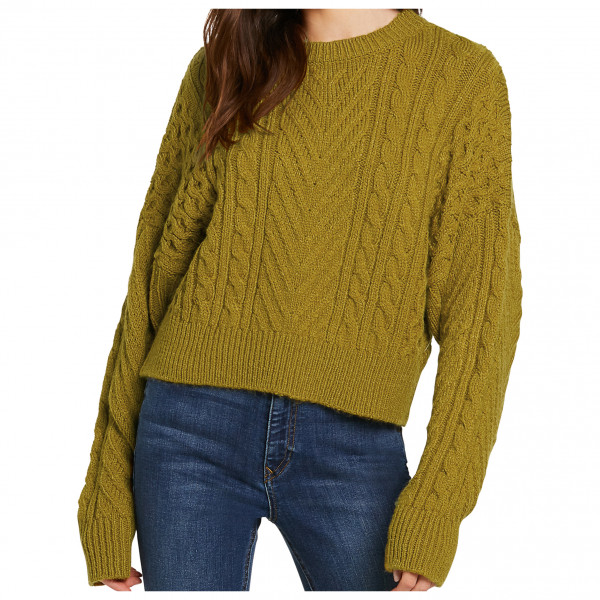 Volcom - Women's Cabled Babe Sweater - Jumper