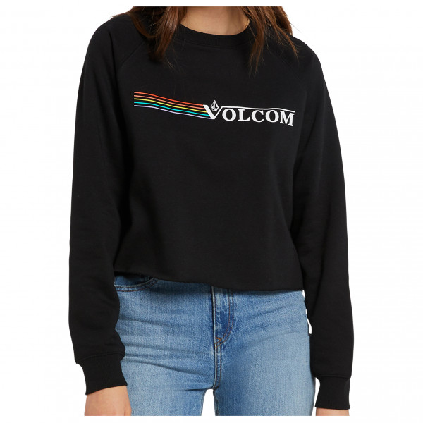 Volcom - Women's Truly Stoked Crew - Pulloverit