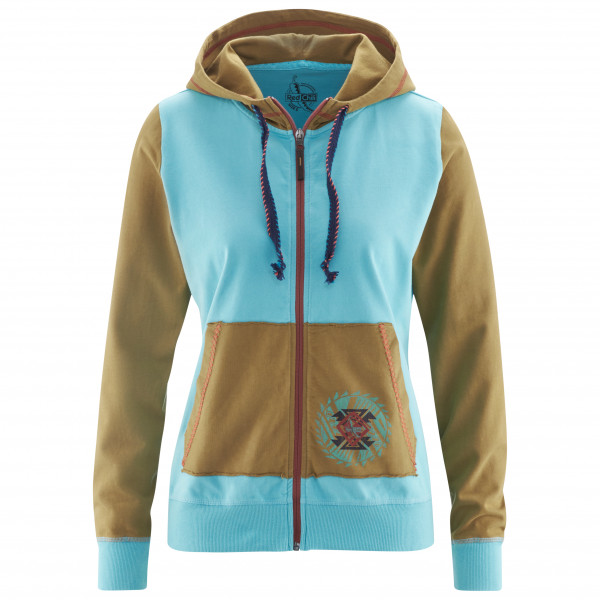 Red Chili - Women's Bege Zip Hoody III