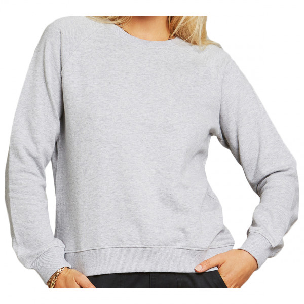 DEDICATED - Women's Sweatshirt Ystad Raglan Base - Pullover