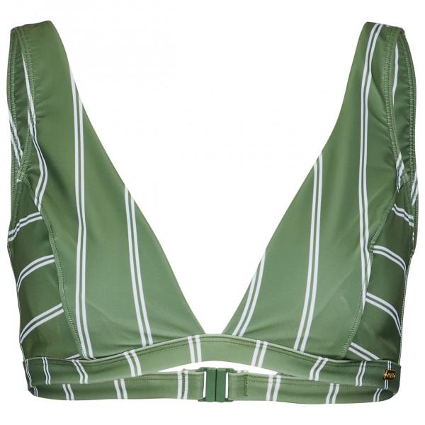 Women's Roxy Body D-Cup Elongated Bikini Top