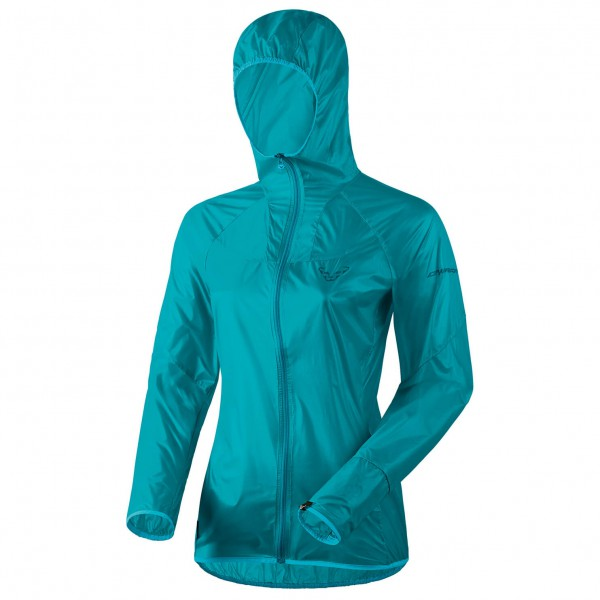 Dynafit - Women's React Ultralight Jacket - Tuulitakki