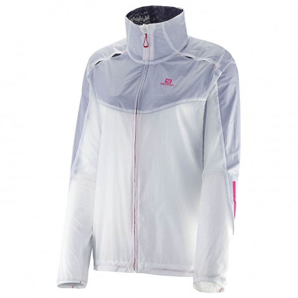 Salomon - Women's Elevate Wind Jacket - Windjack