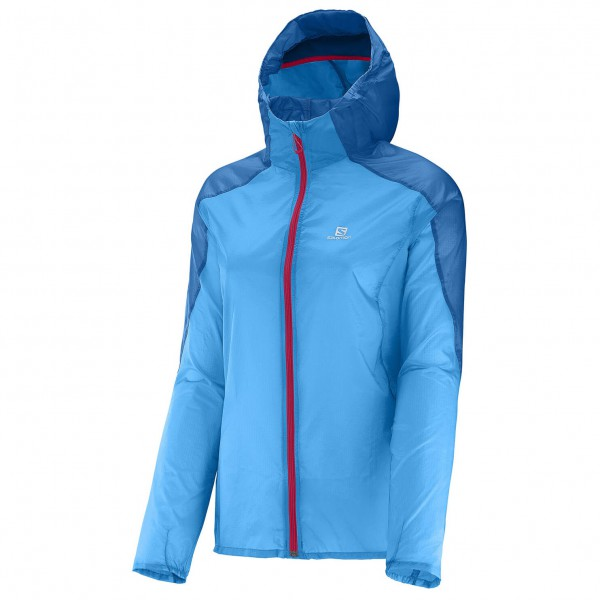 Salomon - Women's Fast Wing Hoodie - Windjack