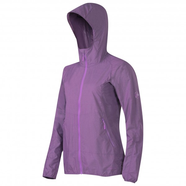 Mammut - Women's Zephira WB Hooded Jacket - Wind jacket