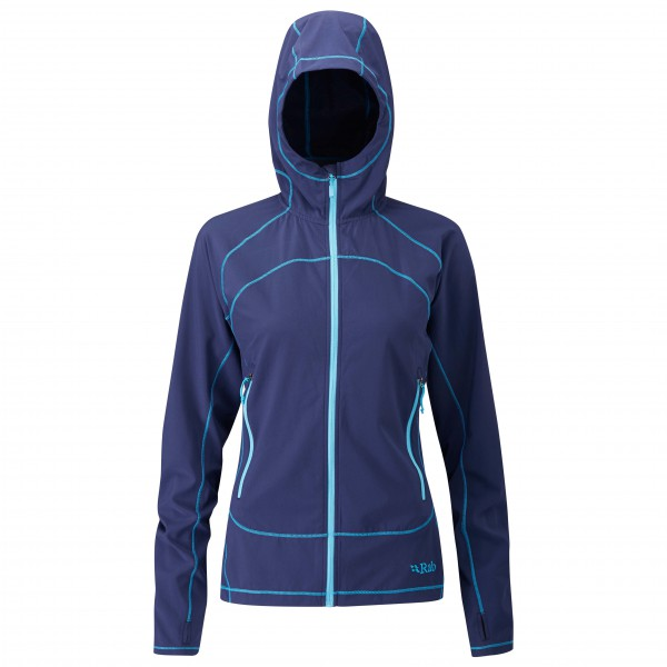 Rab - Women's Lunar Jacket - Windjacke