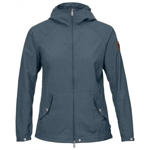 Fjällräven - Women's Greenland Wind Jacket - Vindjakke