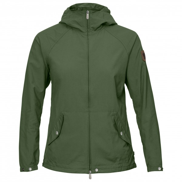 Fjällräven - Women's Greenland Wind Jacket - Coupe-vent