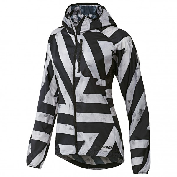adidas - Women's Agravic Wind Jacket - Tuulitakki