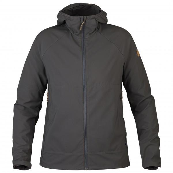 Fjällräven - Women's Abisko Hybrid Windbreaker - Windproof jacket