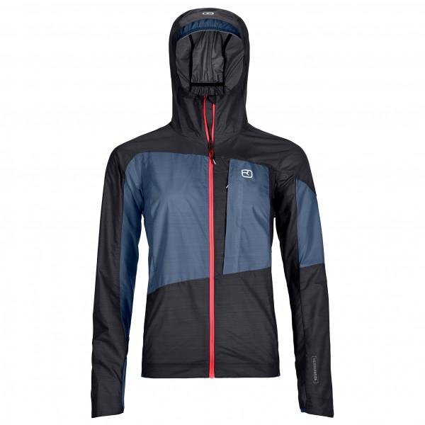 Women's Merino Windbreaker - Windproof jacket