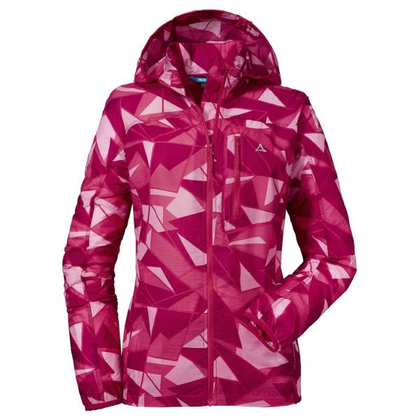 Schöffel - Women's Windbreaker Jacket AOP - Windproof jacket