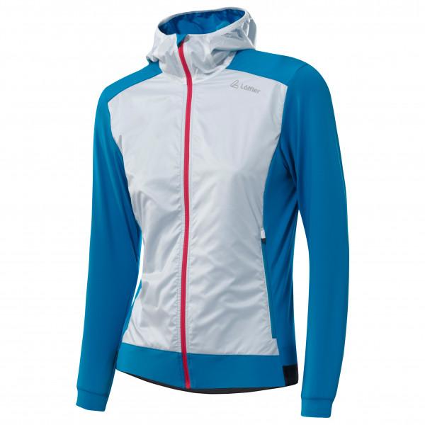 Löffler - Women's Hooded Light Hybridjacket - Windjacke