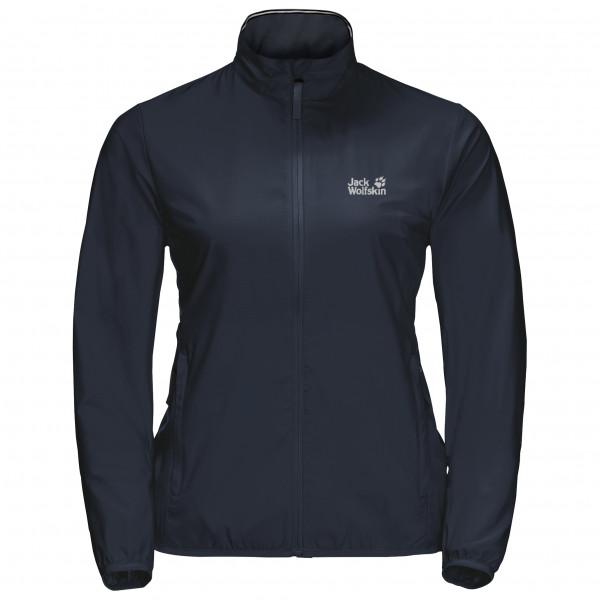 Jack Wolfskin - Women's JWP Wind - Windproof jacket