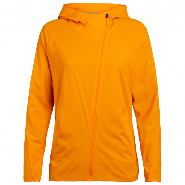 Icebreaker - Women's Tropos Hooded Windbreaker - Vindjacka