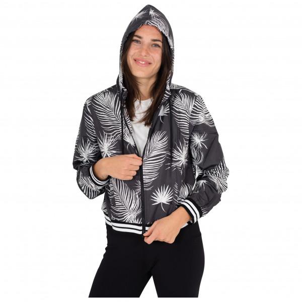 Women's Hooded Windbreaker - Windproof jacket