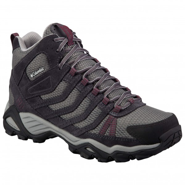 Columbia - Women's Helvatia Mid Waterproof - Hiking shoes