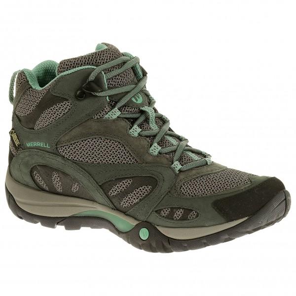 Merrell - Women's Azura Mid GTX - Chaussures de randonnée
