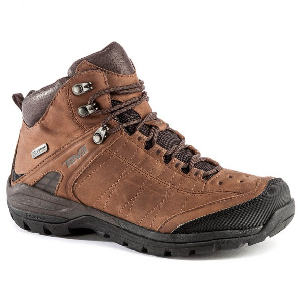 Teva - Women's Kimtah Mid Event Leather - Hiking shoes