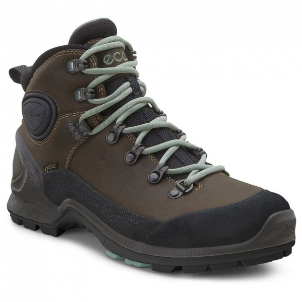 Ecco - Women's Biom Terrain Akka II Mid GTX - Hiking shoes