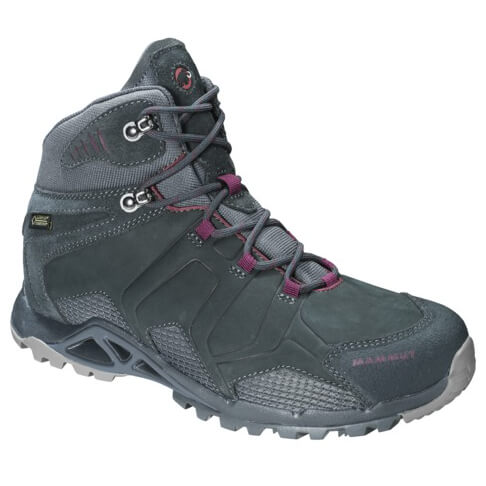 Mammut - Women's Comfort Tour Mid GTX Surround - Walking boots